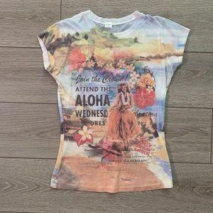 Jansport Aloha Tee Size M
